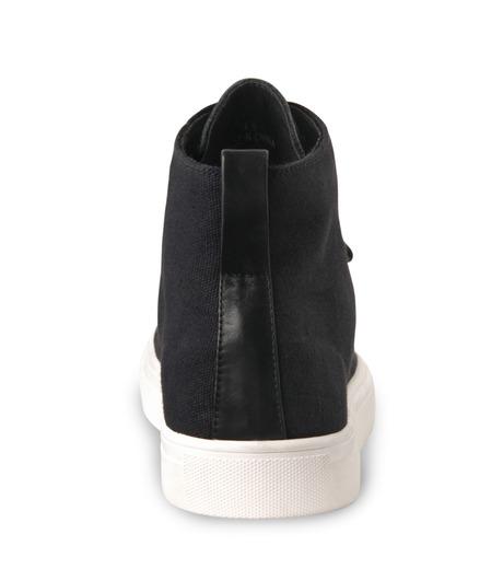 HL HEDDIE LOVU(エイチエル・エディールーヴ)のHL Hi sneaker-BLACK(スニーカー/sneaker)-16A90006-13 詳細画像3