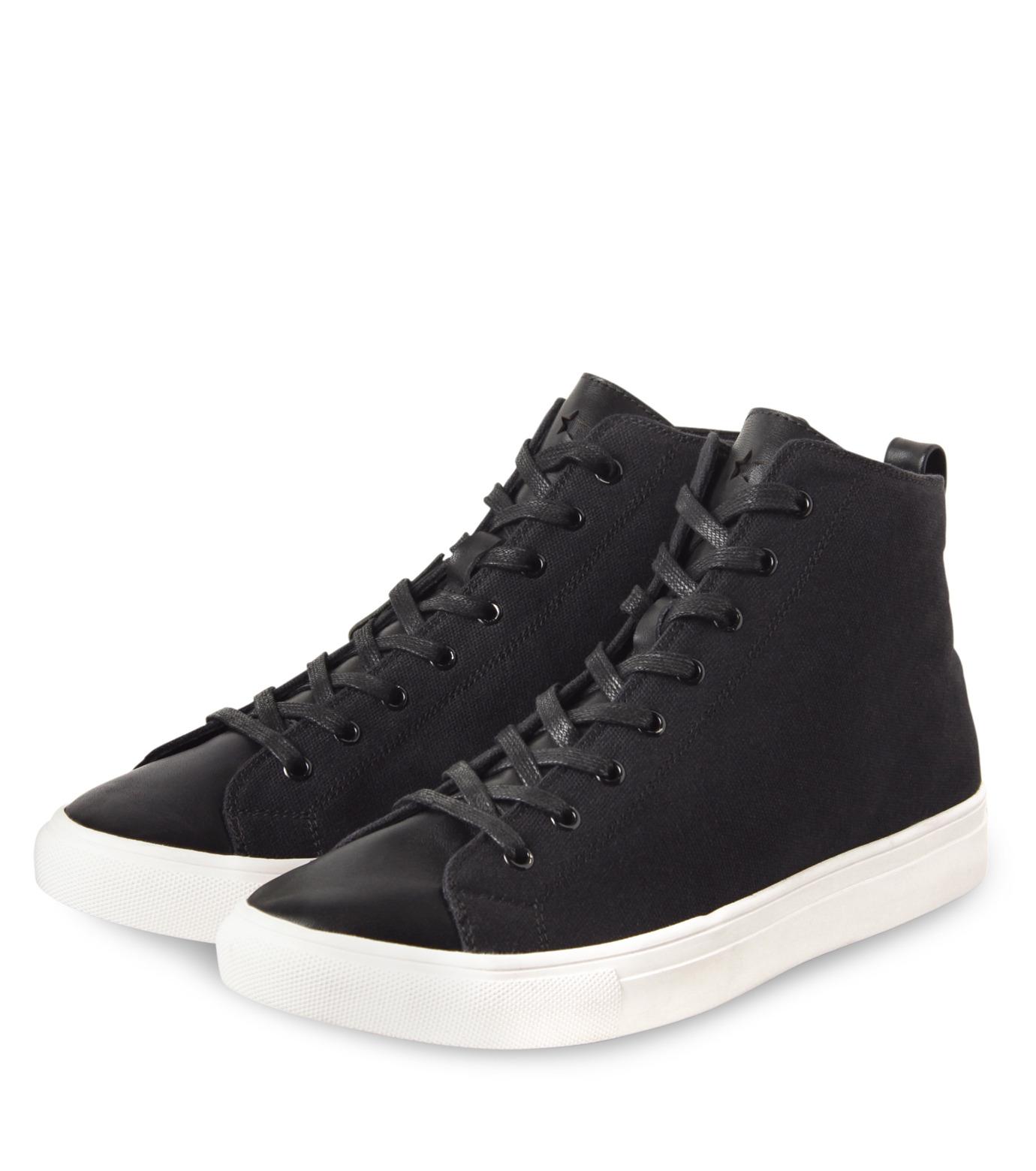 HL HEDDIE LOVU(エイチエル・エディールーヴ)のHL Hi sneaker-BLACK(スニーカー/sneaker)-16A90006-13 拡大詳細画像4