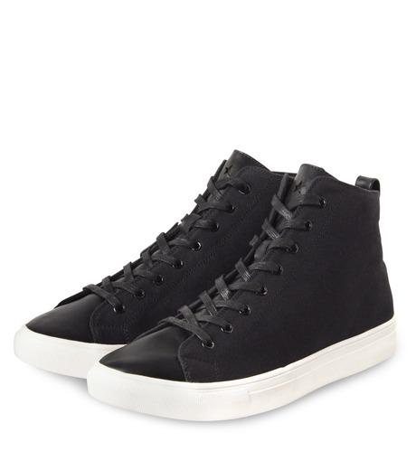 HL HEDDIE LOVU(エイチエル・エディールーヴ)のHL Hi sneaker-BLACK(スニーカー/sneaker)-16A90006-13 詳細画像4