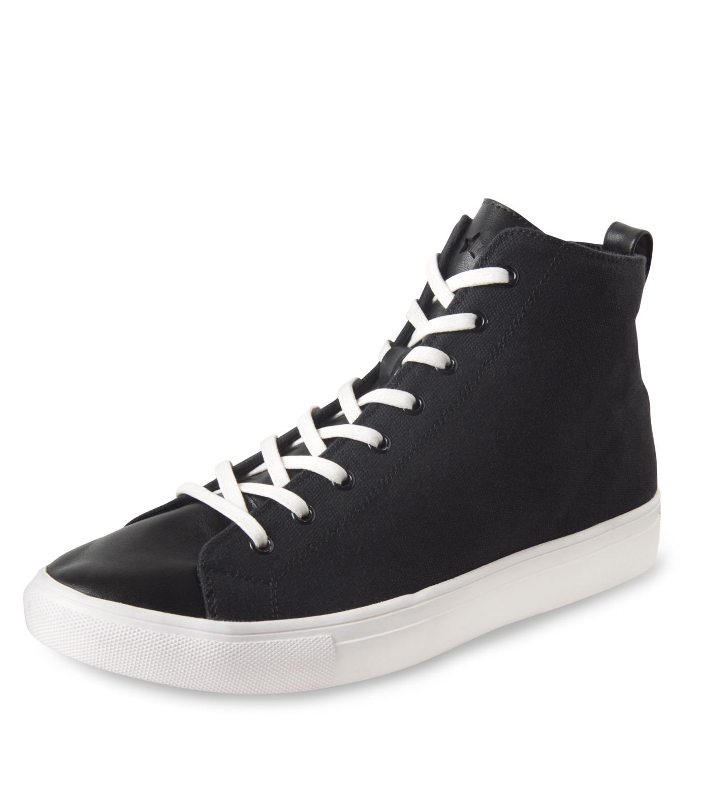 HL HEDDIE LOVU(エイチエル・エディールーヴ)のHL Hi sneaker-BLACK(スニーカー/sneaker)-16A90006-13 拡大詳細画像6