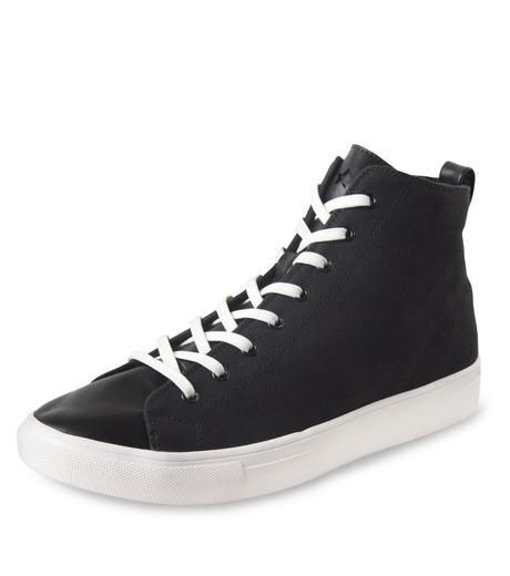 HL HEDDIE LOVU(エイチエル・エディールーヴ)のHL Hi sneaker-BLACK(スニーカー/sneaker)-16A90006-13 詳細画像6