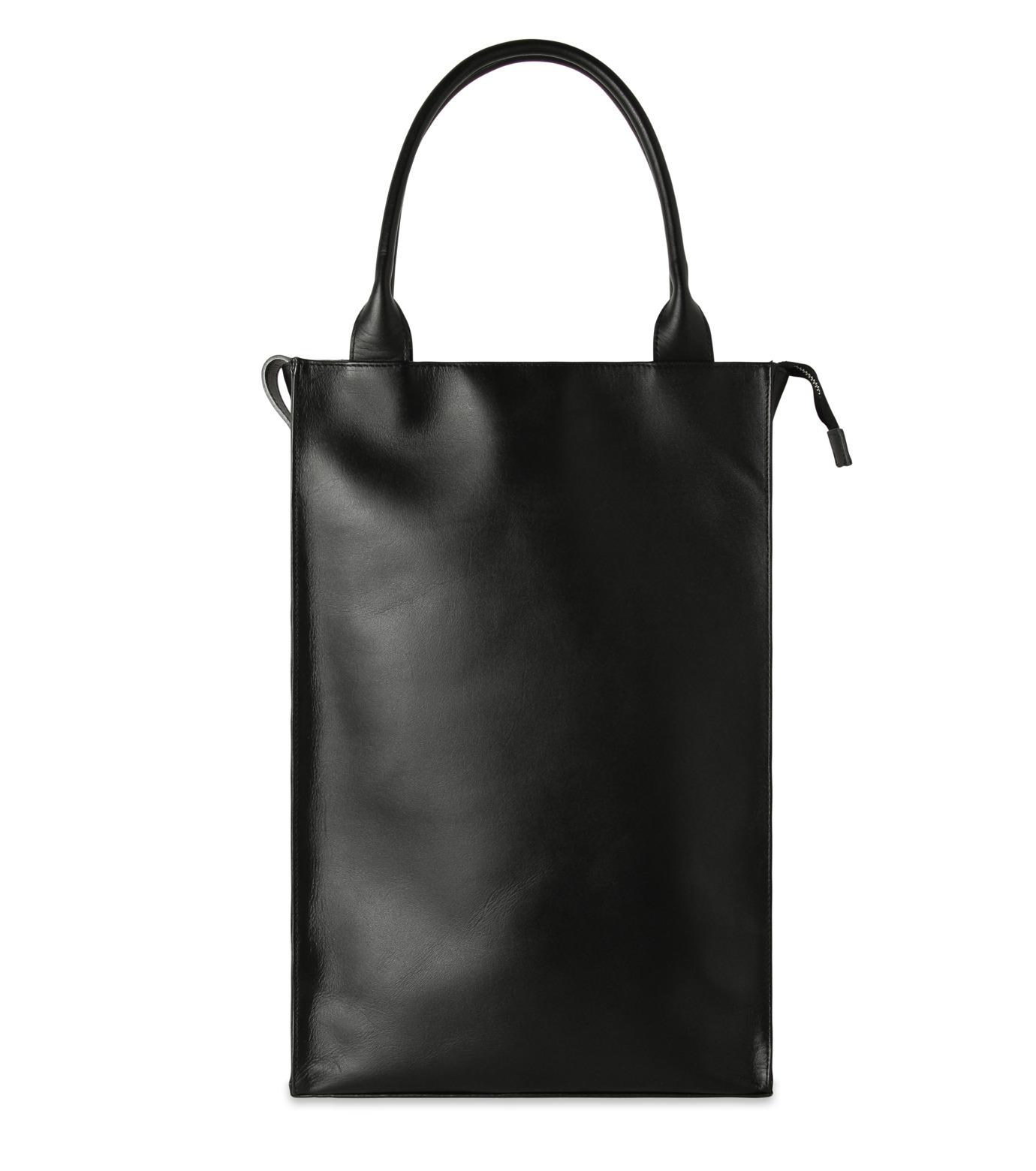 HL HEDDIE LOVU(エイチエル・エディールーヴ)のHL Tote Bag-BLACK(バッグ/bag)-16A90007-13 拡大詳細画像1
