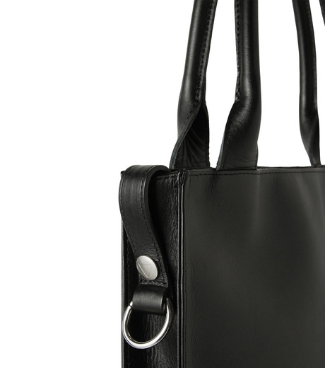 HL HEDDIE LOVU(エイチエル・エディールーヴ)のHL Tote Bag-BLACK(バッグ/bag)-16A90007-13 詳細画像2