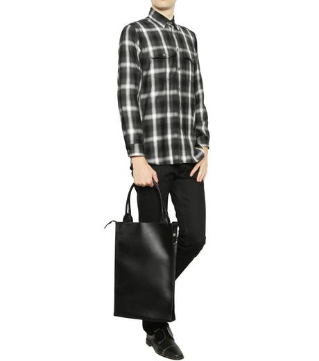 HL HEDDIE LOVU(エイチエル・エディールーヴ)のHL Tote Bag-BLACK(バッグ/bag)-16A90007-13 詳細画像5