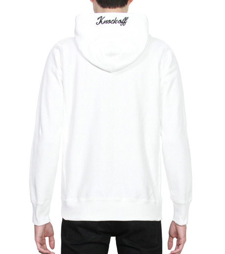 HL HEDDIE LOVU(エイチエル・エディールーヴ)のHL Hooded ZIP-WHITE(カットソー/cut and sewn)-16A92007-4 詳細画像2