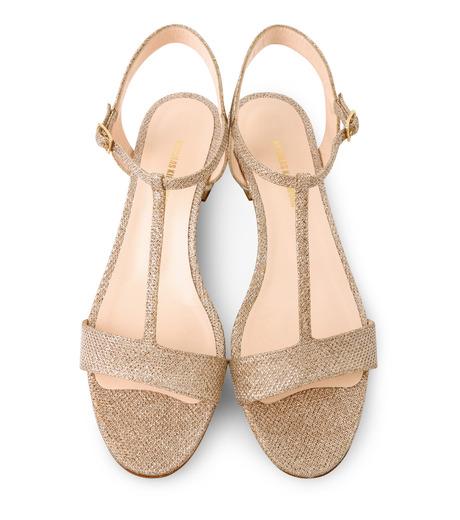 Nicholas  Kirkwood(ニコラス カークウッド)のCasati Pearl Sandal-GOLD(フラットシューズ/Flat shoes)-16S0451-2 詳細画像4