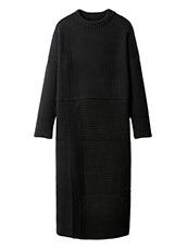 CHRISTIAN DADA(クリスチャン ダダ) Maxi Knit Dress w/Slit