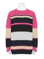 Sacai Pattern Knit