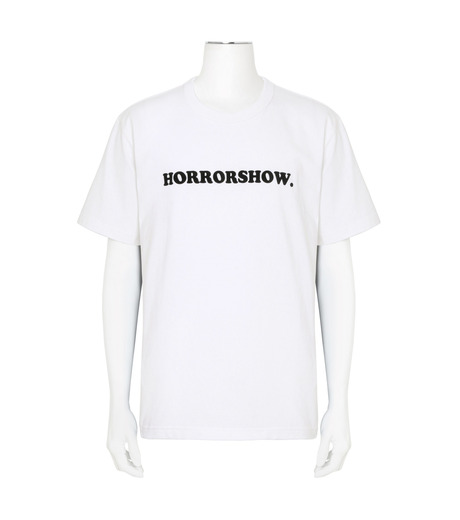 Sacai(サカイ)のHorrowshow T-WHITE(カットソー/cut and sewn)-17-01259M-5 詳細画像1