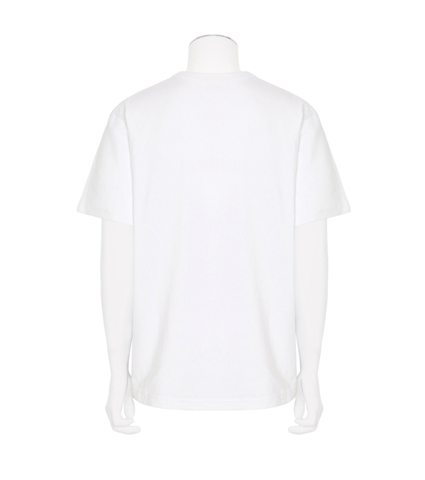 Sacai(サカイ)のHorrowshow T-WHITE(カットソー/cut and sewn)-17-01259M-5 拡大詳細画像2