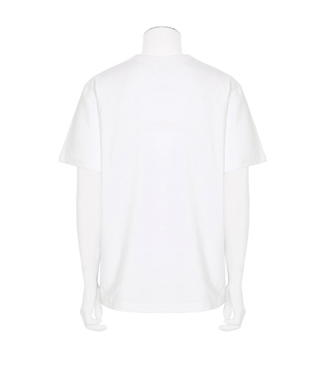 Sacai(サカイ)のHorrowshow T-WHITE(カットソー/cut and sewn)-17-01259M-5 詳細画像2