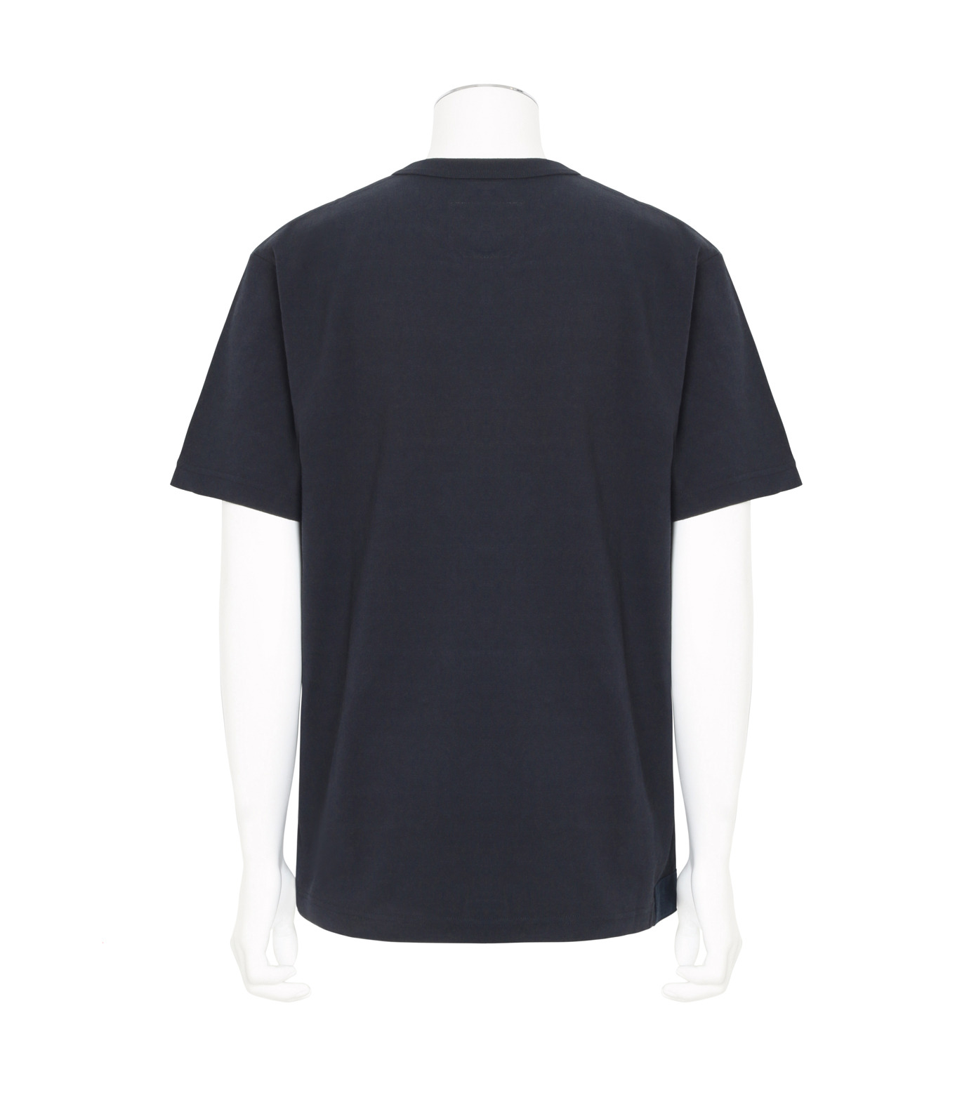 Sacai(サカイ)のHorrowshow T-NAVY(カットソー/cut and sewn)-17-01259M-93 拡大詳細画像2