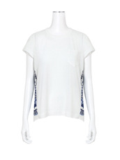 Sacai(サカイ) Tribal Lace Print Tees