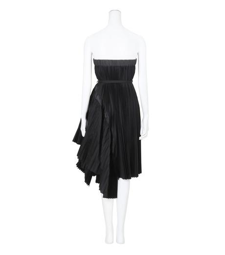 Sacai(サカイ)のClassic Shirting Tube Dress-BLACK(ワンピース/one piece)-17-02967-13 詳細画像2