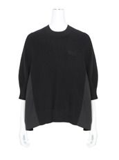 Sacai(サカイ) Cotton Knit Pullover