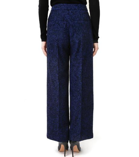 LE CIEL BLEU(ルシェルブルー)のツイードプレスパンツ-NAVY(パンツ/pants)-17A68020 詳細画像3