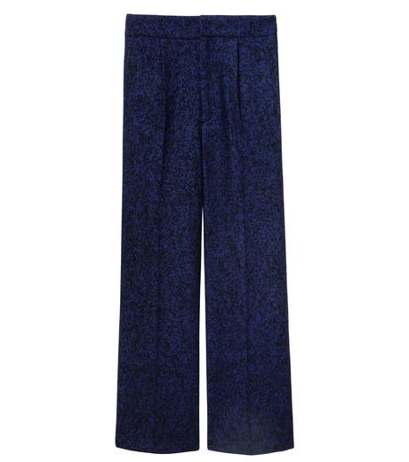 LE CIEL BLEU(ルシェルブルー)のツイードプレスパンツ-NAVY(パンツ/pants)-17A68020 詳細画像5
