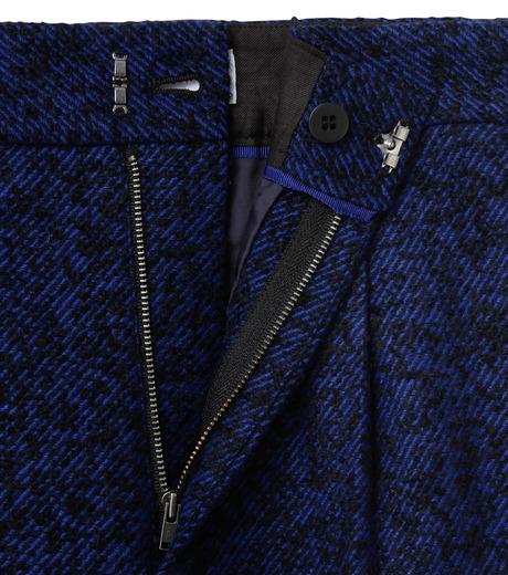 LE CIEL BLEU(ルシェルブルー)のツイードプレスパンツ-NAVY(パンツ/pants)-17A68020 詳細画像6