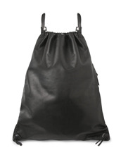 HL HEDDIE LOVU LEATHER KNAP SAC