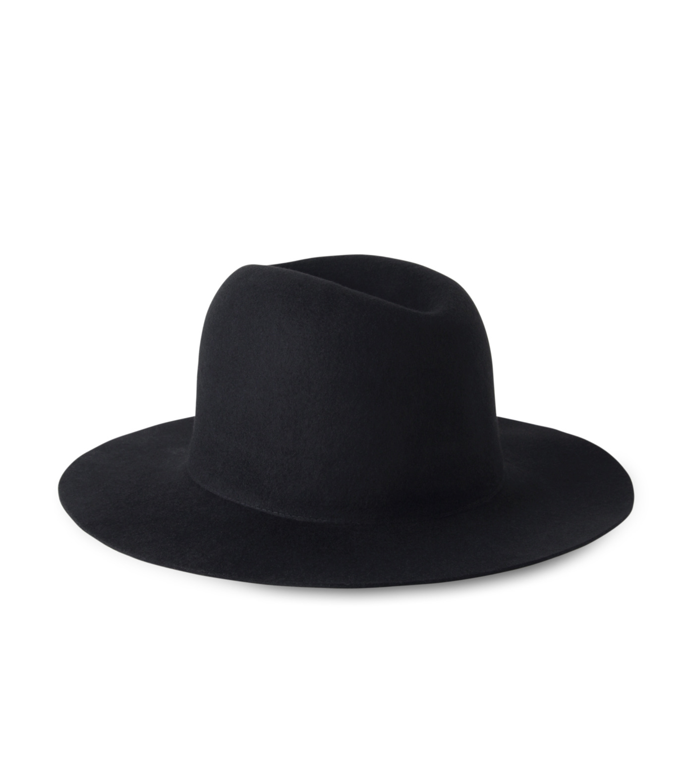 HL HEDDIE LOVU(エイチエル・エディールーヴ)のHL LONG BRIM HAT-BLACK(キャップ/cap)-17A90001-13 拡大詳細画像2