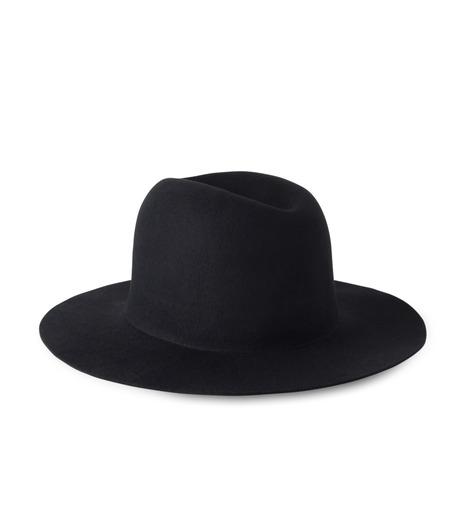 HL HEDDIE LOVU(エイチエル・エディールーヴ)のHL LONG BRIM HAT-BLACK(キャップ/cap)-17A90001-13 詳細画像2