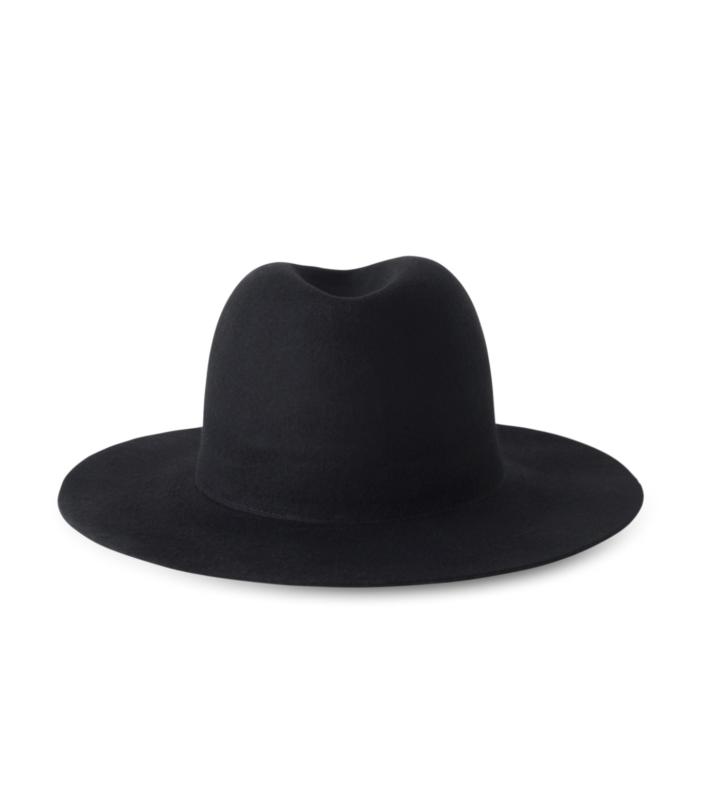 HL HEDDIE LOVU(エイチエル・エディールーヴ)のHL LONG BRIM HAT-BLACK(キャップ/cap)-17A90001-13 拡大詳細画像3