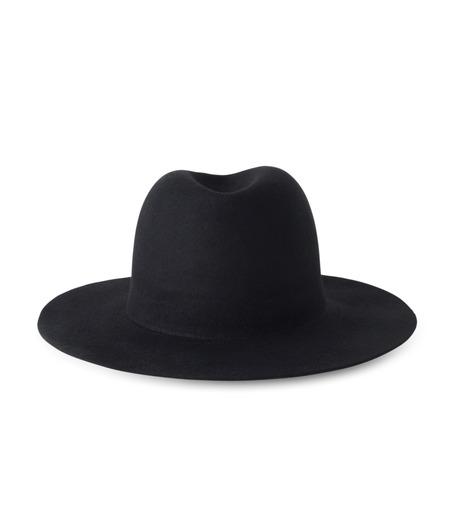 HL HEDDIE LOVU(エイチエル・エディールーヴ)のHL LONG BRIM HAT-BLACK(キャップ/cap)-17A90001-13 詳細画像3