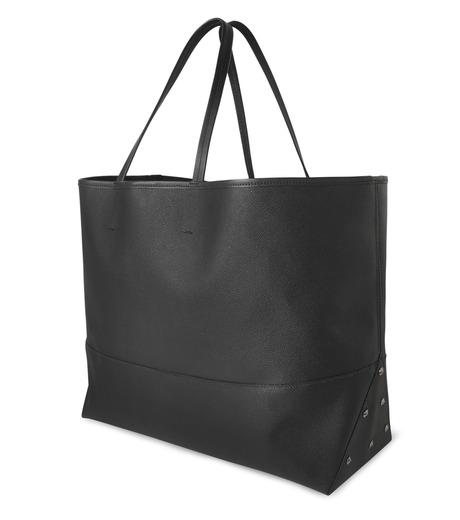HL HEDDIE LOVU(エイチエル・エディールーヴ)のBIG TOTE BAG-BLACK(バッグ/bag)-17A90004-13 詳細画像5