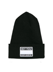 HEY YOU ! BEANIE CAP