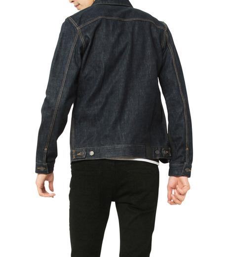 HL HEDDIE LOVU(エイチエル・エディールーヴ)のINDIGO DENIM JACKET-INDIGO(ジャケット/jacket)-17A94002-94 詳細画像7