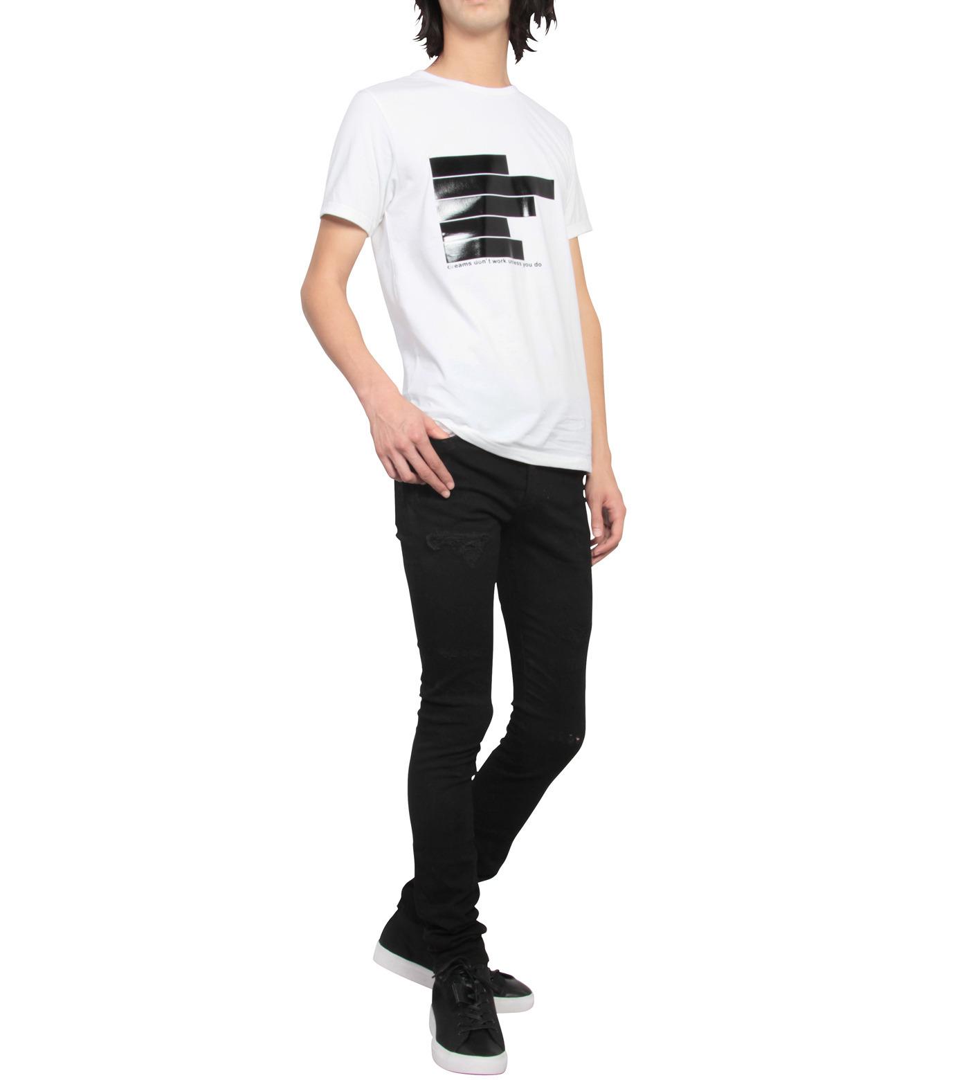 HL HEDDIE LOVU(エイチエル・エディールーヴ)のBlack Damege HL-BLACK(パンツ/pants)-17A98002-13 拡大詳細画像3