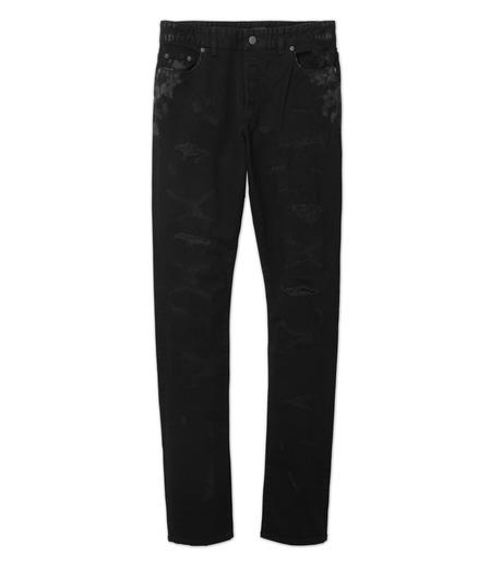 HL HEDDIE LOVU(エイチエル・エディールーヴ)のBlack Damege HL-BLACK(パンツ/pants)-17A98002-13 詳細画像6