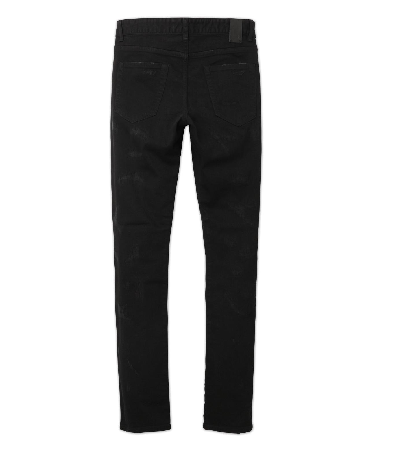 HL HEDDIE LOVU(エイチエル・エディールーヴ)のBlack Damege HL-BLACK(パンツ/pants)-17A98002-13 拡大詳細画像7