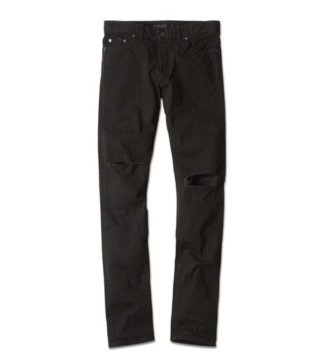 HL HEDDIE LOVU(エイチエル・エディールーヴ)のBlack Damage2 Sk-BLACK(パンツ/pants)-17A98004-13 詳細画像4