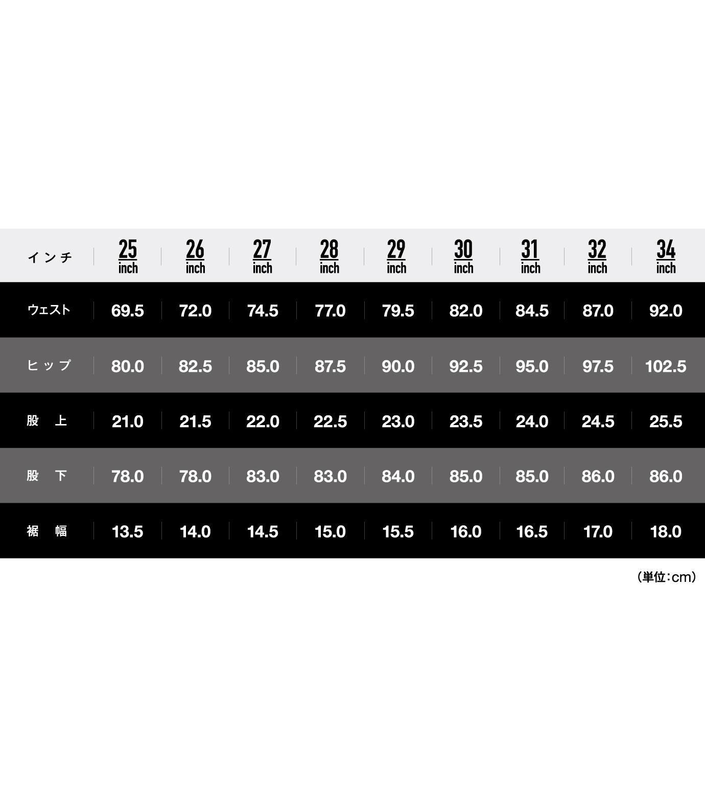 HL HEDDIE LOVU(エイチエル・エディールーヴ)のBlack Damage2 Sk-BLACK(パンツ/pants)-17A98004-13 拡大詳細画像7