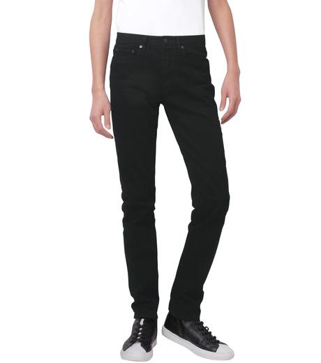 HL HEDDIE LOVU(エイチエル・エディールーヴ)のBLACK DENIM SLIM-BLACK(パンツ/pants)-17A98007-13 詳細画像1