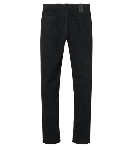 HL HEDDIE LOVU(エイチエル・エディールーヴ)のBLACK DENIM SLIM-BLACK(パンツ/pants)-17A98007-13 詳細画像5