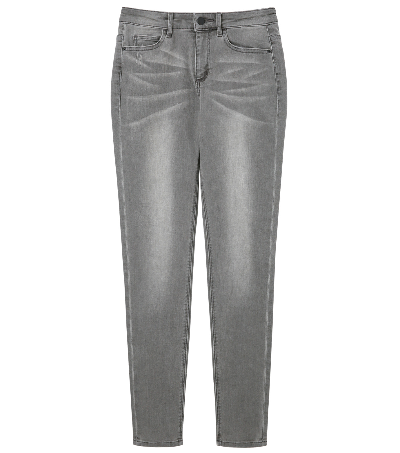 LE CIEL BLEU(ルシェルブルー)のグレ-スキニ- by Essentials-GRAY(パンツ/pants)-17S68008 拡大詳細画像1