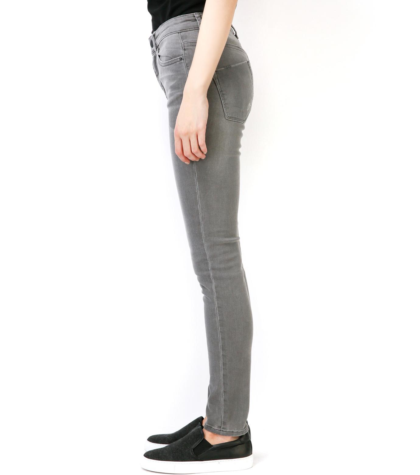 LE CIEL BLEU(ルシェルブルー)のグレ-スキニ- by Essentials-GRAY(パンツ/pants)-17S68008 拡大詳細画像4
