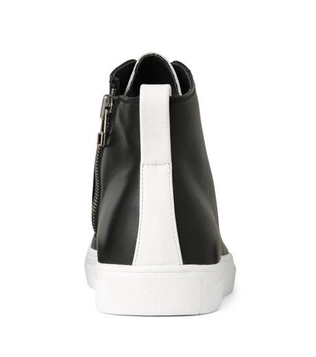 HL HEDDIE LOVU(エイチエル・エディールーヴ)のHL Zip Sneaker-BLACK(スニーカー/sneaker)-17S90001-13 詳細画像3