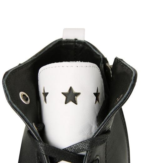 HL HEDDIE LOVU(エイチエル・エディールーヴ)のHL Zip Sneaker-BLACK(スニーカー/sneaker)-17S90001-13 詳細画像5