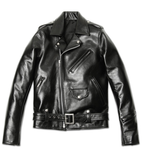 HL HEDDIE LOVU(エイチエル・エディールーヴ)のHL Riders W JK-BLACK(ジャケット/jacket)-17S94001-13 詳細画像1