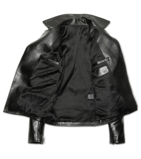 HL HEDDIE LOVU(エイチエル・エディールーヴ)のHL Riders W JK-BLACK(ジャケット/jacket)-17S94001-13 詳細画像3
