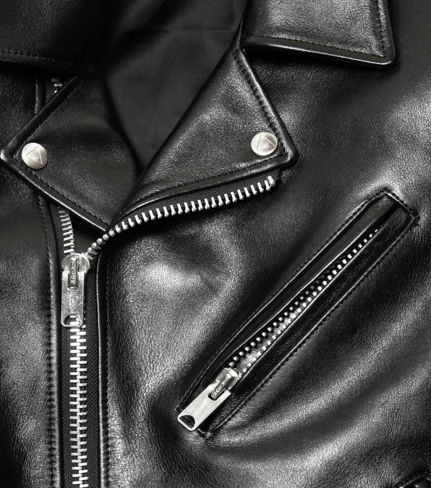 HL HEDDIE LOVU(エイチエル・エディールーヴ)のHL Riders W JK-BLACK(ジャケット/jacket)-17S94001-13 拡大詳細画像4