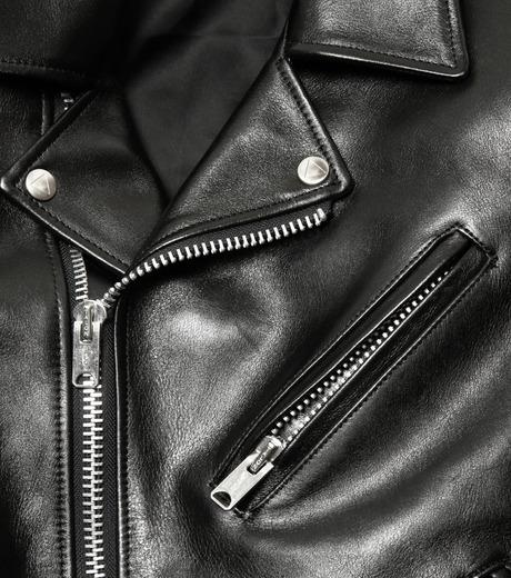 HL HEDDIE LOVU(エイチエル・エディールーヴ)のHL Riders W JK-BLACK(ジャケット/jacket)-17S94001-13 詳細画像4