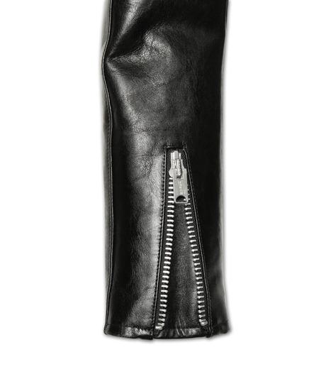 HL HEDDIE LOVU(エイチエル・エディールーヴ)のHL Riders W JK-BLACK(ジャケット/jacket)-17S94001-13 詳細画像6