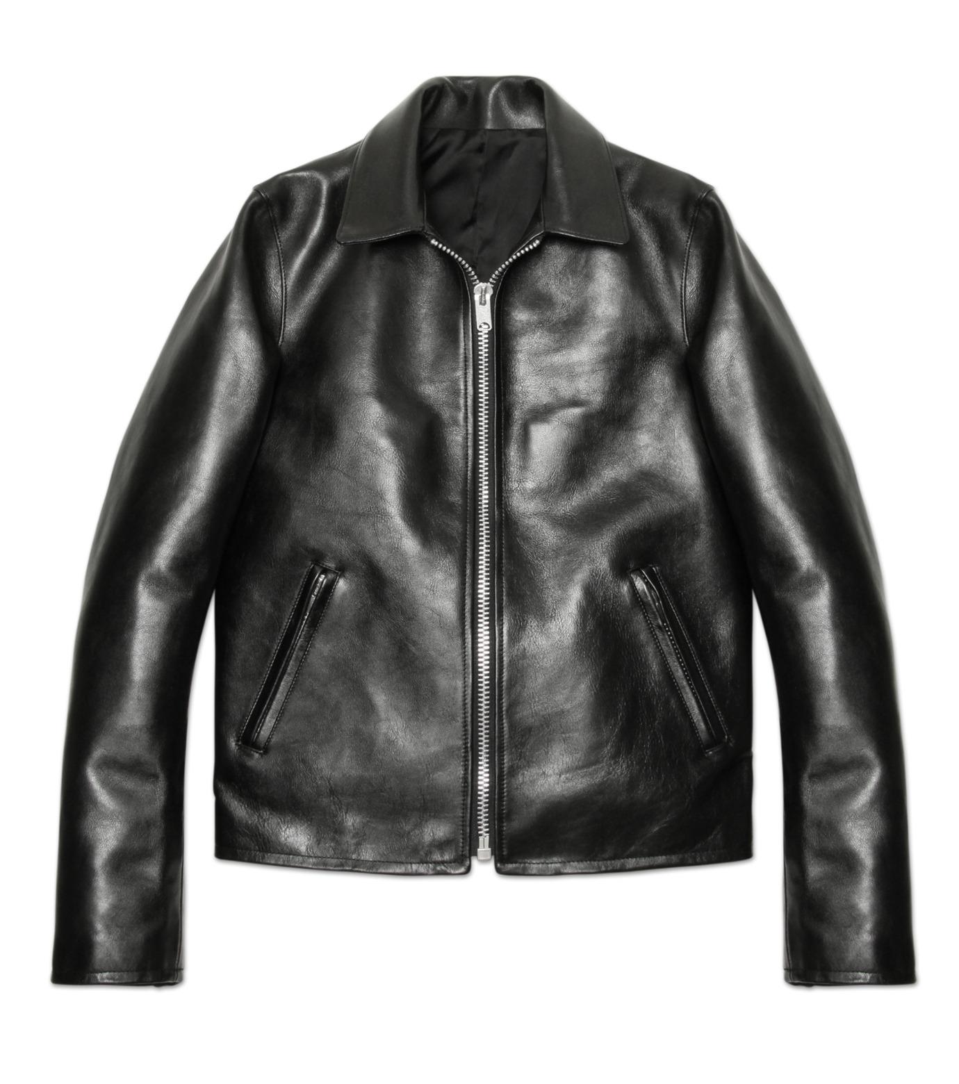 HL HEDDIE LOVU(エイチエル・エディールーヴ)のHL Riders S JK-BLACK(ジャケット/jacket)-17S94002-13 拡大詳細画像1