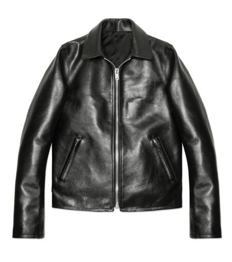 HL HEDDIE LOVU(エイチエル・エディールーヴ)のHL Riders S JK-BLACK(ジャケット/jacket)-17S94002-13 詳細画像1
