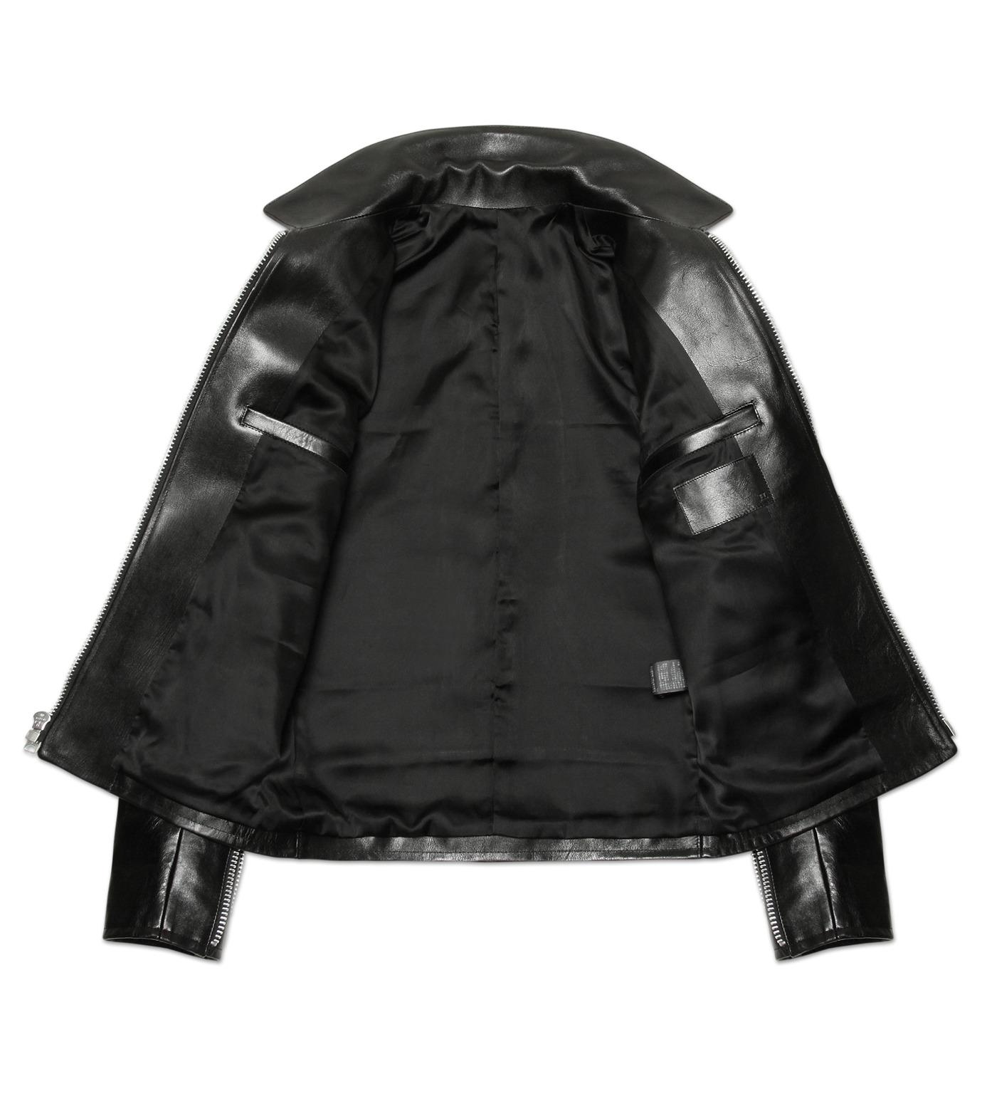 HL HEDDIE LOVU(エイチエル・エディールーヴ)のHL Riders S JK-BLACK(ジャケット/jacket)-17S94002-13 拡大詳細画像3