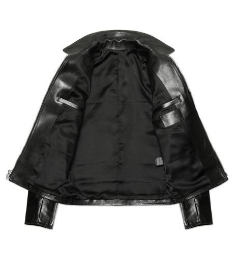 HL HEDDIE LOVU(エイチエル・エディールーヴ)のHL Riders S JK-BLACK(ジャケット/jacket)-17S94002-13 詳細画像3
